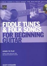 Fiddle Tunes & Folk Songs + Cd - Guitar Tab