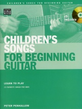 Peter Penhallow - Children's Songs For Beginning Guitar