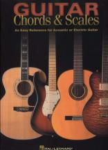 Guitar Chords & Scales Easy