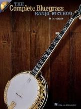 Sokolow Fred - Complete Bluegrass Banjo Method - Banjo Tab