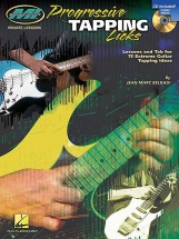 Belkadi Jean Marc - Progressive Tapping Licks - Lessons And Tab For 75 Extreme Guitar Tapping Ideas