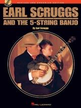 Earl Scruggs And The Five String Banjo + Cd - Banjo