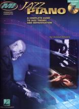 Jazz Piano The Complete Guide + Cd