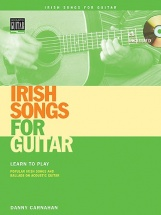 Irish Songs + Cd - Guitar Tab