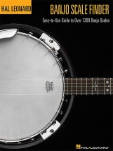 Johnson Chad -  - Banjo Scale Finder-over 1300 Banjo Scales - Banjo