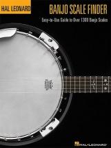 Johnson Chad -  - Banjo Scale Finder-over 1300 Banjo Scales - Banjo