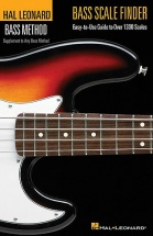 Johnson Chad - Bass Scale Finder - Easy-to-use Guide To Over 1,300 Scales - Bass Guitar