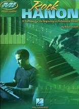Deneff Peter - Rock Hanon - 70 Exercises For The Beginning To Professional Pianist - Piano Solo