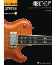 GUITAR METHOD MUSIC THEORY + MP3 - GUITAR