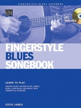 James Steve - Fingerstyle Blues Songbook+ Cd - Guitar Tab