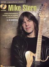 Stern Mike - Guitar Signature Licks + Cd - Guitare