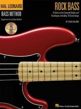 Bass Method Rock Bass Sean Malone B+ Cd - Bass Guitar