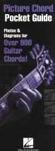 Picture Chord Pocket Guide Over 900 Chords Photos And Diagrams- Guitar