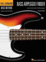 Johnson Chad - Bass Arpeggio Finder - Easy-to-use Guide To Over 1,300 Bass Arpeggios - Bass Guitar