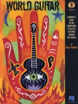Herriges Greg P. - World Guitar + Cd - Guitar Tab
