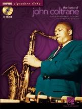 The Best Of John Coltrane+ Cd - Saxophone