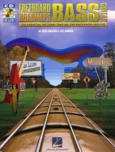 Fretboard Roadmaps Bass Guitar + Cd - Bass Guitar
