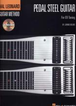 Helms Johnie -  Pedal Steel Guitar + Cd - Guitar Tab