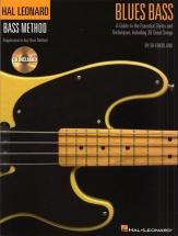 Bass Method Blues Bass - A Guide To The Ess Styles + Cd - Bass Guitar