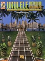 Sokolow Fred / Beloff Jim - Fretboard Roadmaps + Cd - Ukulele Tab