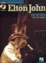 John Elton - Signature Licks - Essential Keyboard + Cd