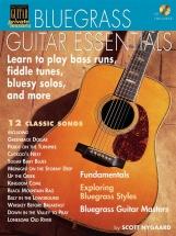 Nygaard Scott - Bluegrass Guitar Essentials - Guitar