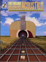Sokolow Fred - Fretboard Roadmaps Acoustic Guitar - The Essential Guitar Patterns That All The Pros