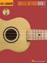 Ukulele Method Book 2 + Cd + Cd - Ukulele