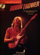 Trower Robin - Signature Licks + Cd - Guitar Tab