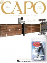 The Capo An Essential Resource For The Guitarist Etab + Cd - Guitar