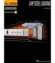 Helms J. - ThTHE HAL LEONARD LAP STEEL GUITAR METHODe  Lap Steel Guitar Method