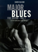 Major Blues For Guitar - Pt. 1 - Guitar