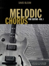 Melodic Chords For Guitar Volume 1 + Cd - Pt. 1 - Guitar
