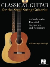 William Tiger Fitzhugh Classical Guitar For The Steel-string Guitaris - Guitar