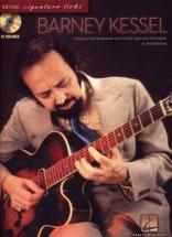 Kessel Barney - Guitar Signature Licks + Cd - Guitare