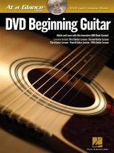 At A Glance Beginning Guitar + Dvd - Guitar