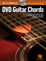 At A Glance Guitar Chords + Dvd - Guitar