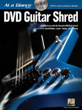 Guitar Shred At A Glance Guitar Tab + Dvd - Guitar Tab
