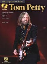 Petty Tom Signature Licks + Cd - Guitar Tab