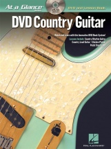 At A Glance Country Guitar + Dvd - Guitar