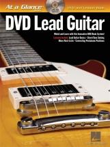 At A Glance Lead Guitar + Dvd - Guitar