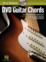 At A Glance More Guitar Chords + Dvd - Guitar