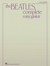 Beatles Complete Easy Guitar Edition