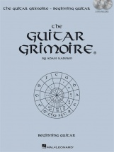 Adam Kadmon The Guitar Grimoire Beginning Guitar + Dvd - Guitar