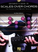 Guitarist's Guide To Scales Over Chords Melodic Soloing + Cd - Guitar Tab