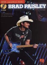 Paisley Brad Guitar Signature Licks + Cd