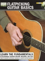 Flatpicking Guitar Basics + Cd Tab - Guitar