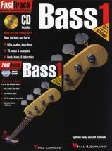 Fast Track Starter Pack Bass Guitar + Cd/dvd Pack - Bass Guitar