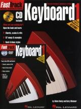 Fast Track Starter Pack Keyboard + Cd/dvd Pack - Keyboard