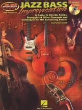 Mi Jazz Bass Improvisation Bass Guitar B+ Cd - Bass Guitar
